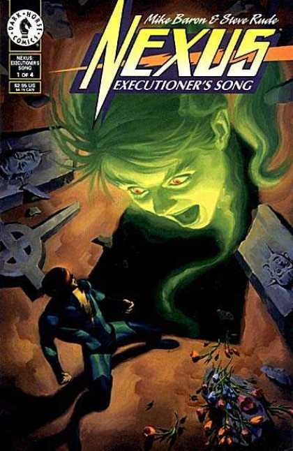 Nexus: Executioner's Song Comic Book Back Issues by A1 Comix