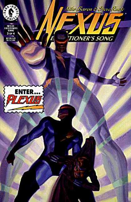 Nexus: Executioner's Song A1 Comix Comic Book Database