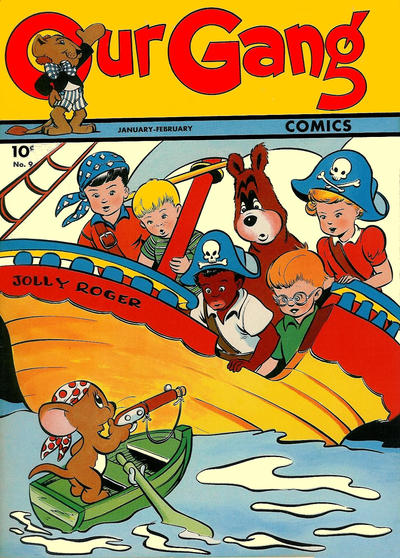 Our Gang with Tom and Jerry A1 Comix Comic Book Database