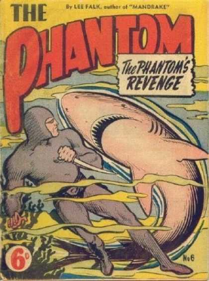 Phantom, The A1 Comix Comic Book Database
