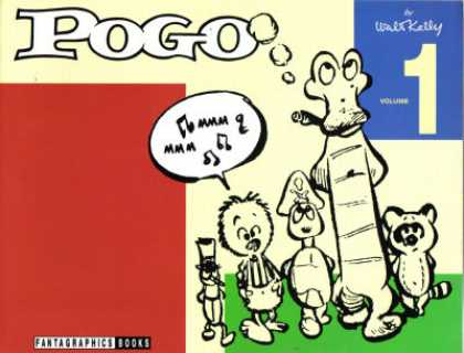 Pogo Comic Book Back Issues by A1 Comix