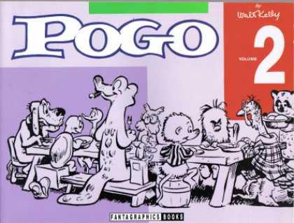 Pogo A1 Comix Comic Book Database