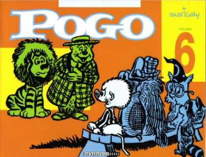 Pogo A1 Comix Comic Book Database