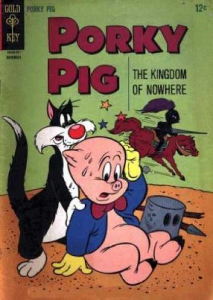 Porky Pig A1 Comix Comic Book Database