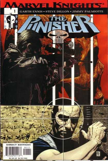 Punisher, The (2001) Comic Book Back Issues by A1 Comix