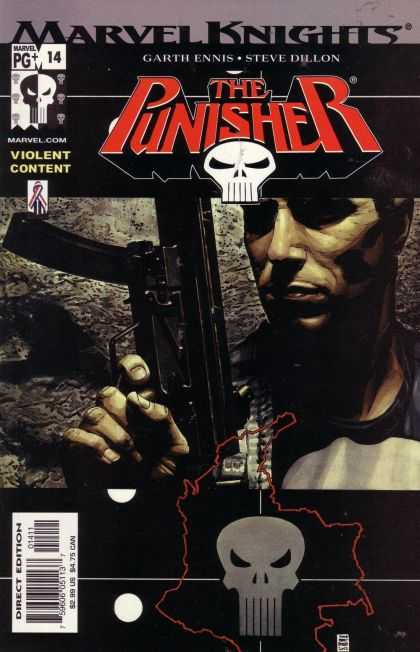 Punisher (2001) A1 Comix Comic Book Database