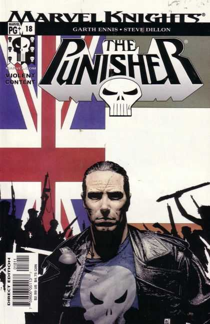 Punisher, The (2001) A1 Comix Comic Book Database