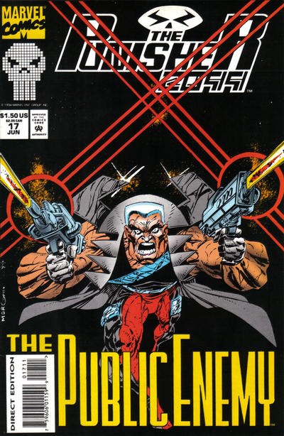 Punisher, The: 2099 A1 Comix Comic Book Database