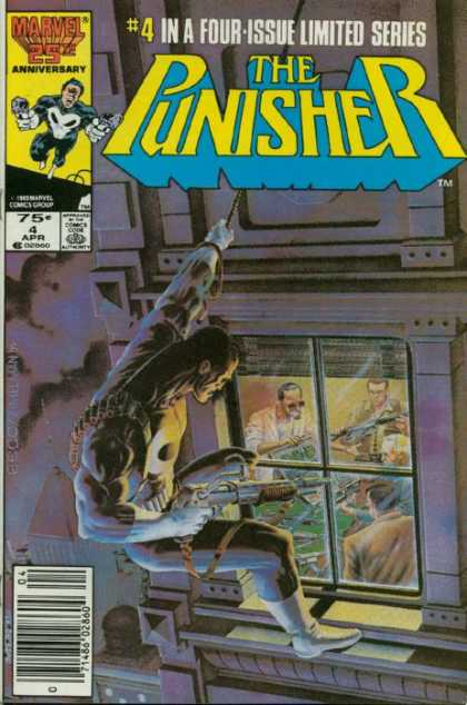 Punisher (1986: 5 issue series) A1 Comix Comic Book Database