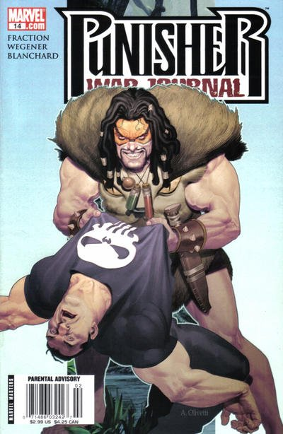Punisher War Journal, The (2007) A1 Comix Comic Book Database