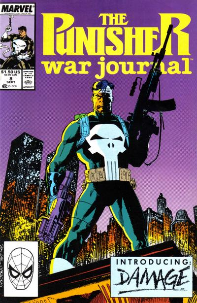 Punisher War Journal, The A1 Comix Comic Book Database