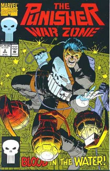 Punisher, The: War Zone A1 Comix Comic Book Database