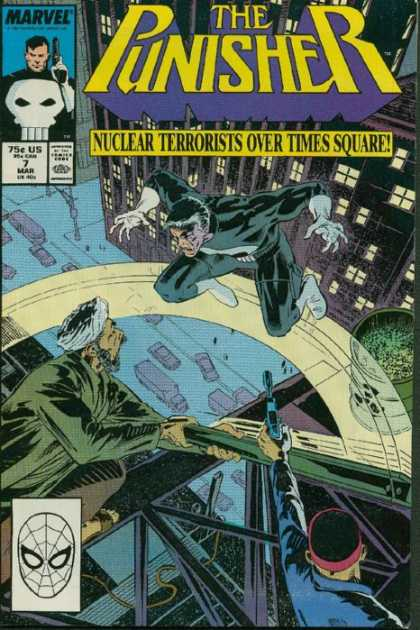 Punisher, The A1 Comix Comic Book Database