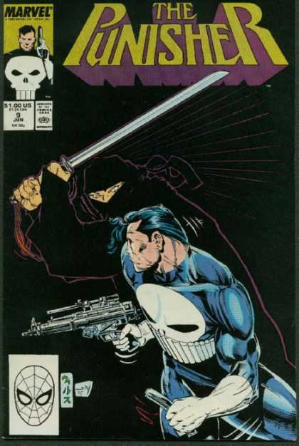 Punisher A1 Comix Comic Book Database