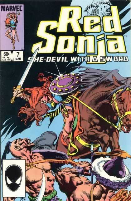 Red Sonja 1983 A1 Comix Comic Book Database