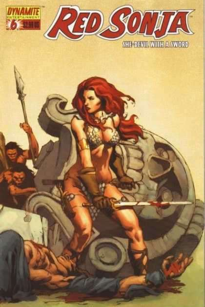 Red Sonja 2005 A1 Comix Comic Book Database