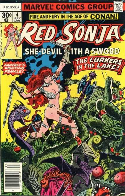 Red Sonja A1 Comix Comic Book Database