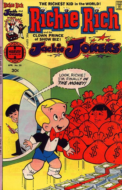 Richie Rich & Jackie Jokers A1 Comix Comic Book Database