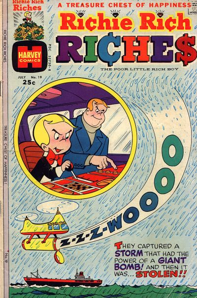 Richie Rich Riches A1 Comix Comic Book Database