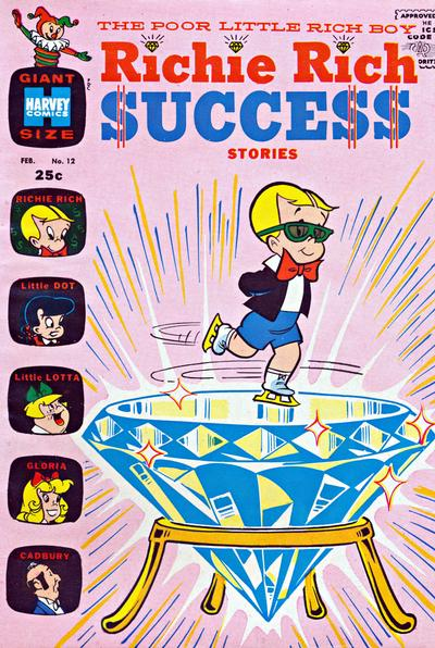 Richie Rich Success A1 Comix Comic Book Database