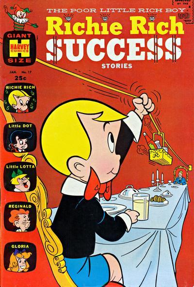 Richie Rich Success A1 Comix Comic Book Database