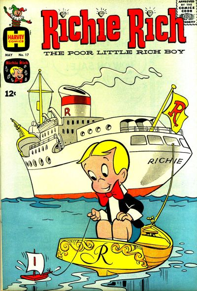 Richie Rich A1 Comix Comic Book Database