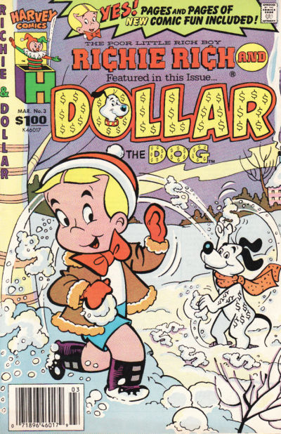Richie Rich And [...] A1 Comix Comic Book Database