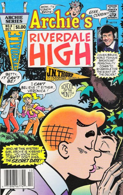 Riverdale High A1 Comix Comic Book Database