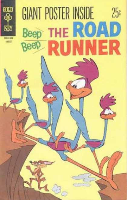 Beep Beep The Road Runner A1 Comix Comic Book Database