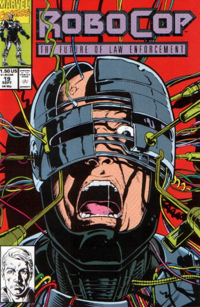 Robocop A1 Comix Comic Book Database