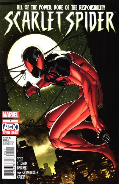 Scarlet Spider A1 Comix Comic Book Database