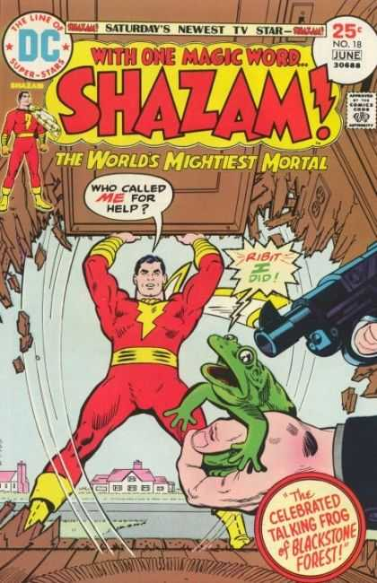 Shazam! A1 Comix Comic Book Database