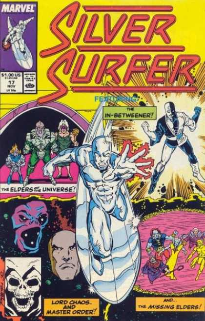Silver Surfer 1987 A1 Comix Comic Book Database