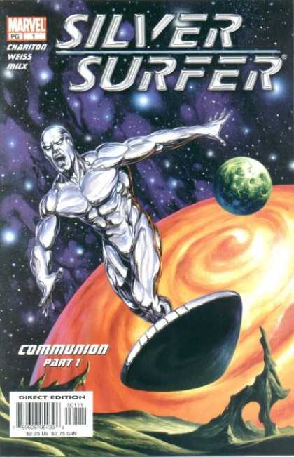 Silver Surfer 2003 Comic Book Back Issues by A1 Comix