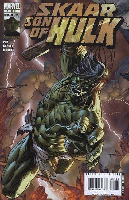 Skaar: Son of Hulk Comic Book Back Issues by A1 Comix