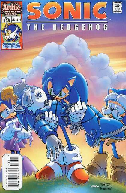 Sonic the Hedgehog A1 Comix Comic Book Database