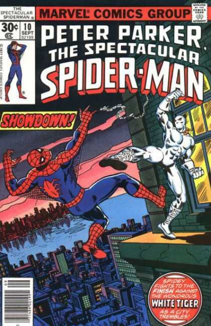 Spectacular Spider-Man Volume 1 A1 Comix Comic Book Database