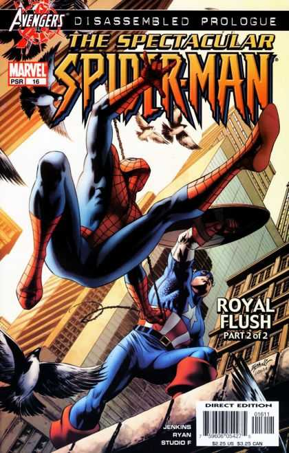 Spectacular Spider-Man Volume 2 A1 Comix Comic Book Database