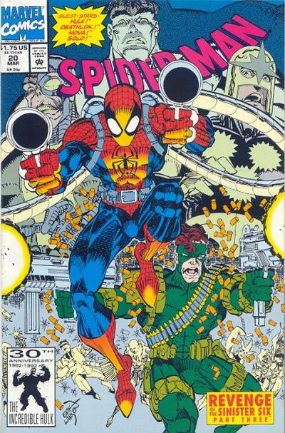 Spider-Man A1 Comix Comic Book Database