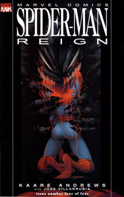 Spider-Man Reign A1 Comix Comic Book Database