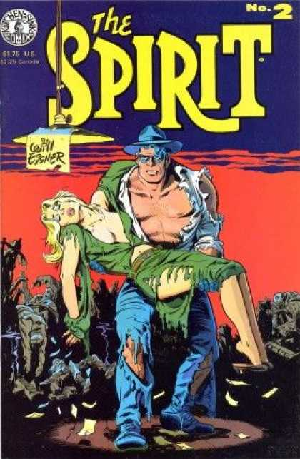Spirit A1 Comix Comic Book Database