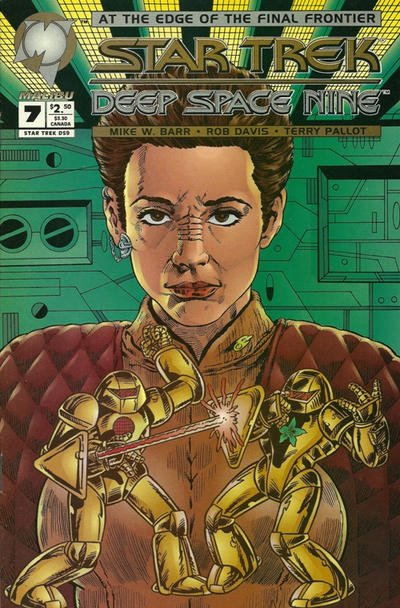 Star Trek Deep Space Nine A1 Comix Comic Book Database