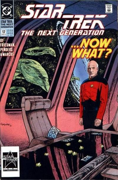 Star Trek The Next Generation A1 Comix Comic Book Database
