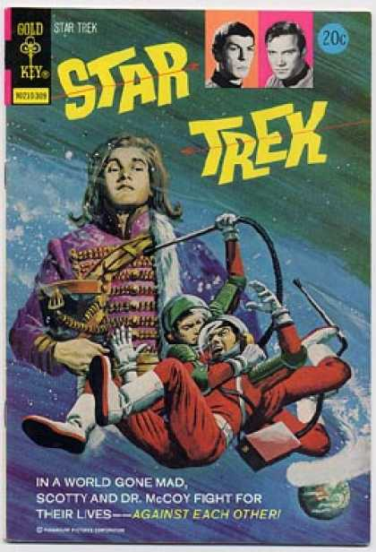 Star Trek A1 Comix Comic Book Database