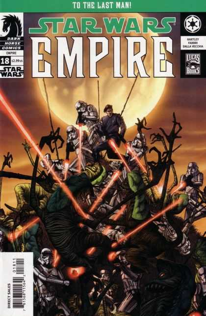 Star Wars Empire A1 Comix Comic Book Database