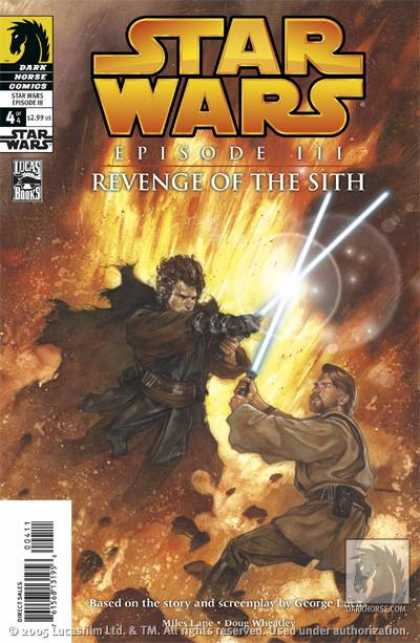 Star Wars Revenge of the Sith A1 Comix Comic Book Database