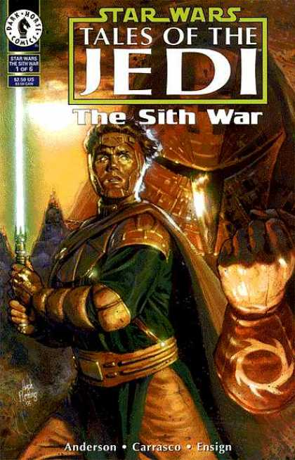 Star Wars Sith War A1 Comix Comic Book Database