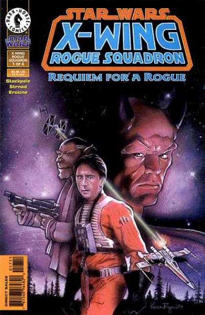 Star Wars X-Wing Rogue Squadron A1 Comix Comic Book Database