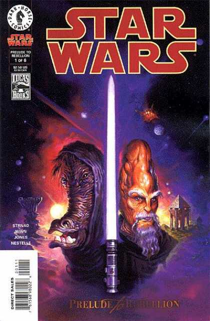Star Wars Comic Book Back Issues by A1 Comix