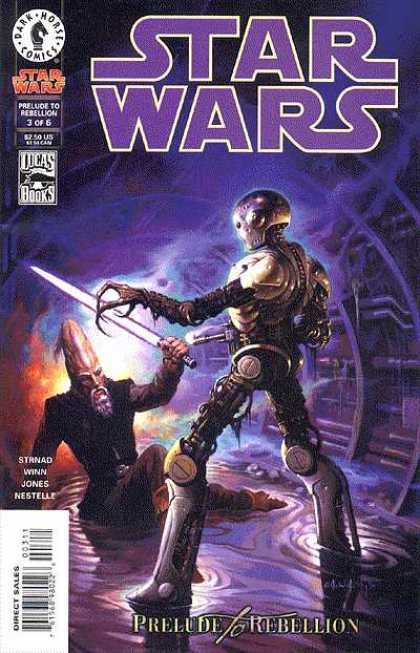 Star Wars A1 Comix Comic Book Database